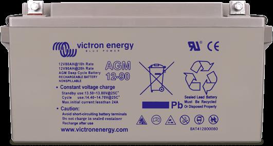 Baterías para placas solares AGM www.suenergiasolar.com