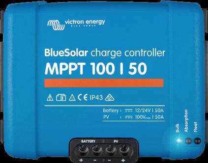 regulador solar maxizador MPPT controlador VICTRON BlueSolar 100V 50AH www.suenergiasolar.com