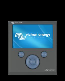 Monitorización Color control de Victron www.suenergiasolar.com