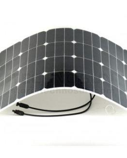 PANEL SOLAR CURVABLE FLEX100W12V www.suenergiasolar.com